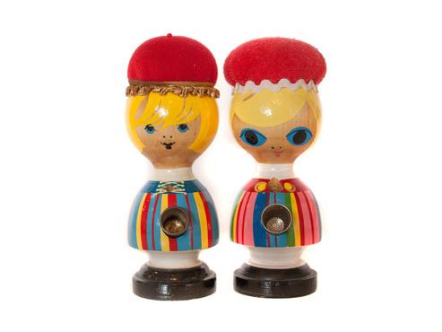 Thimble Dolls/ゆびぬき人形