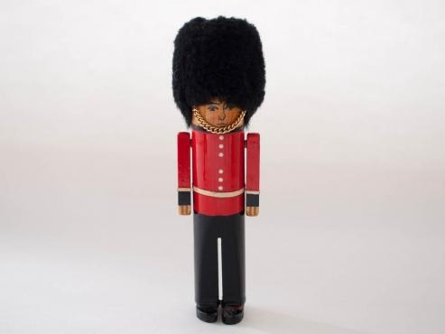 木製人形/衛兵