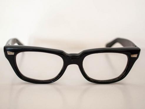 ヴィンテージ眼鏡(dameged)