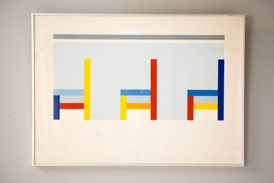 lithgraph Per Arnoldi