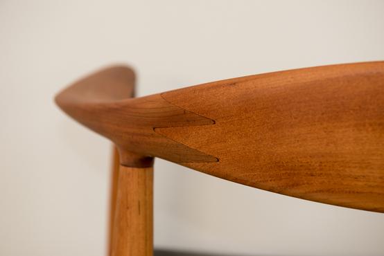 """≪4月入荷予定≫""""The Chair""""/JH503/ウェグナー[写真は販売済み商品のため実物とは異なります]"""