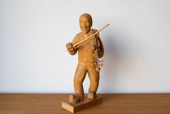 Wooden Sculpture/