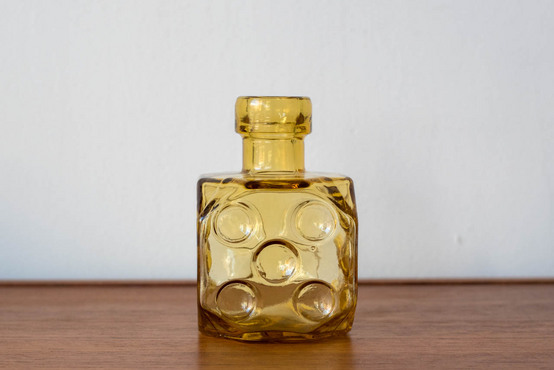 Glass/Dice Bottle