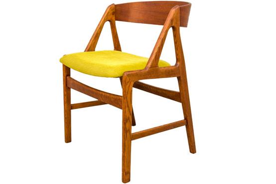 チェア/1961/Boltinge Stolefabrik/Chair no. 72: