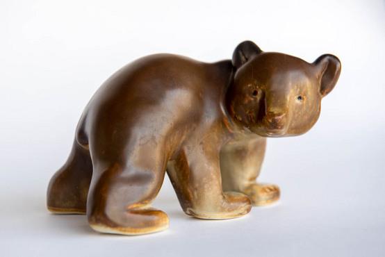 フィギュリン/Bear/ARABIA