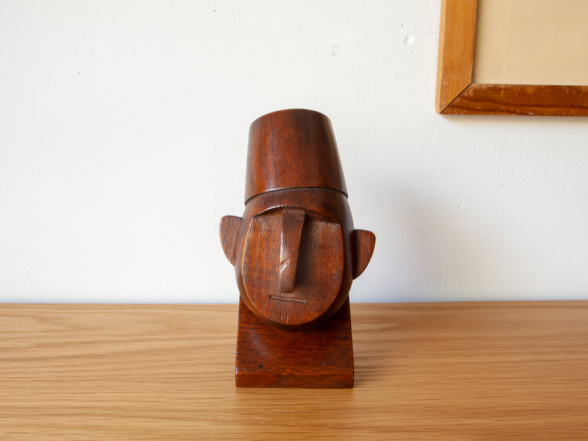 木製フィギュア