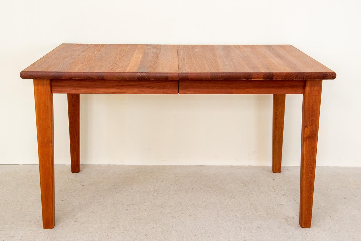 ダイニングテーブル/チーク無垢材