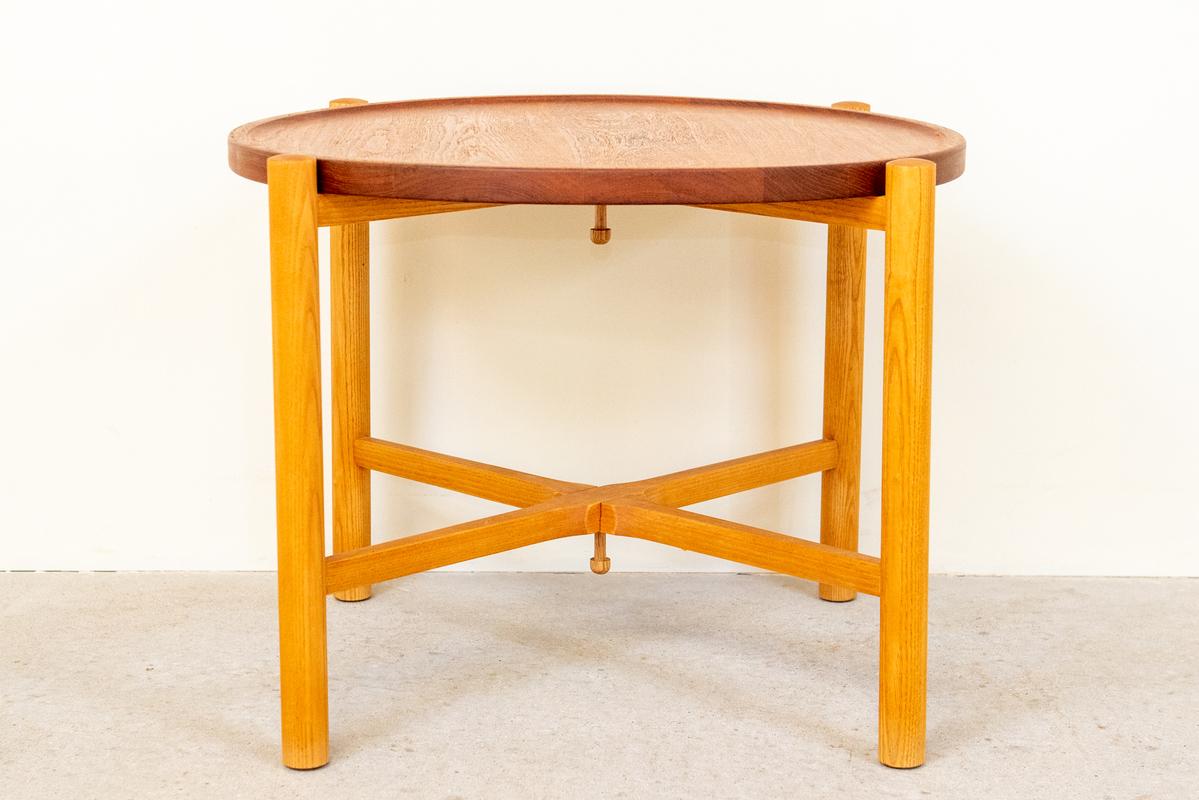 トレイテーブル/ウェグナー/PP35/チーク&オーク