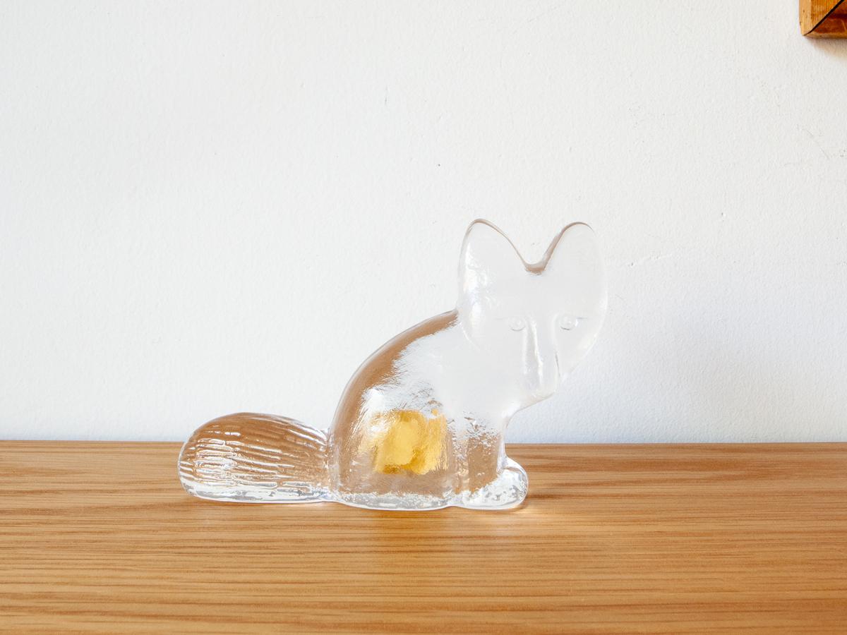 ガラスオブジェ/リサラーソン/ロイヤルクローナ