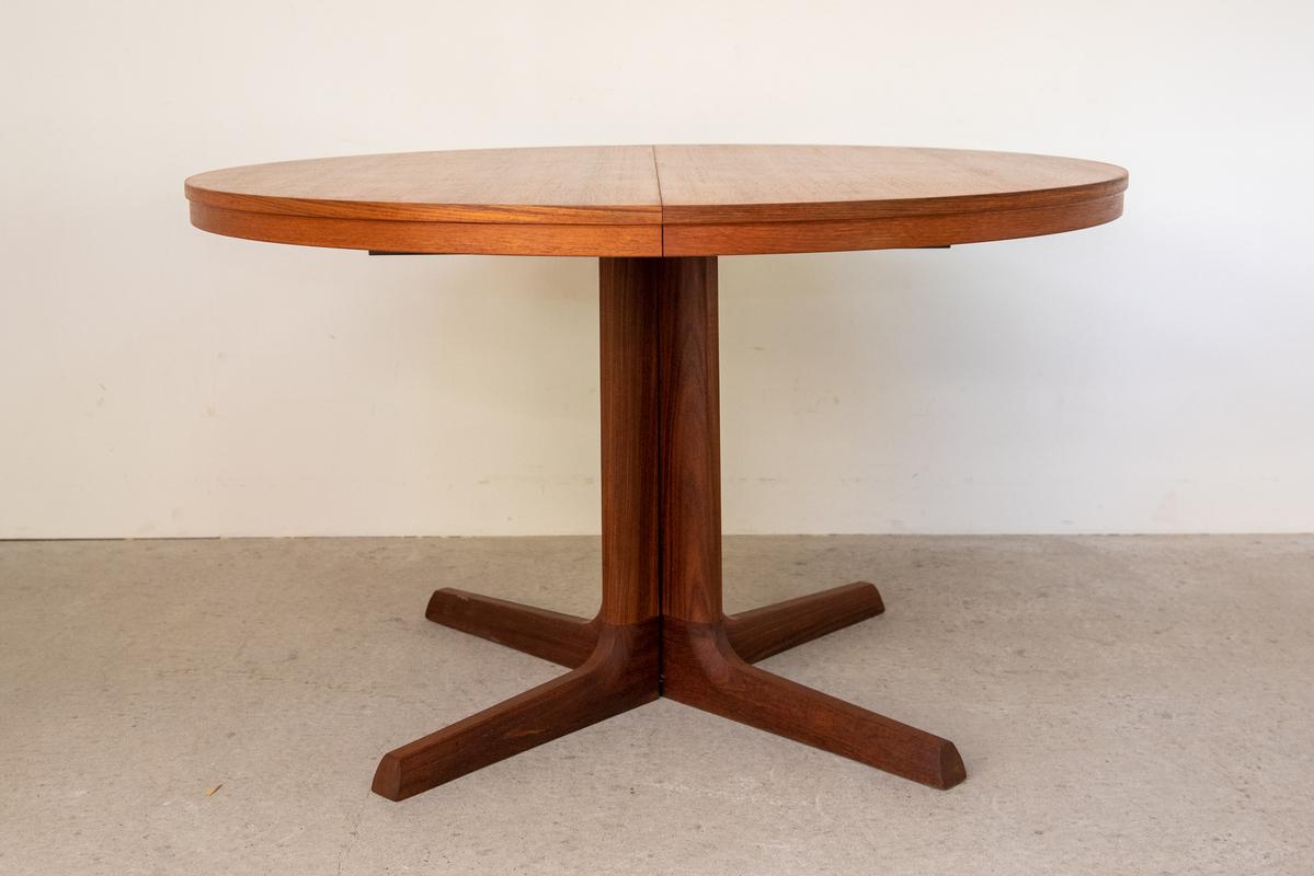 ラウンドエクステンションテーブル